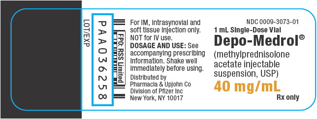 Principal Display Panel – Vial Label