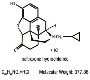 naltrexone-structure