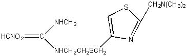 Nizatidine Nizatidine 1 G and breastfeeding