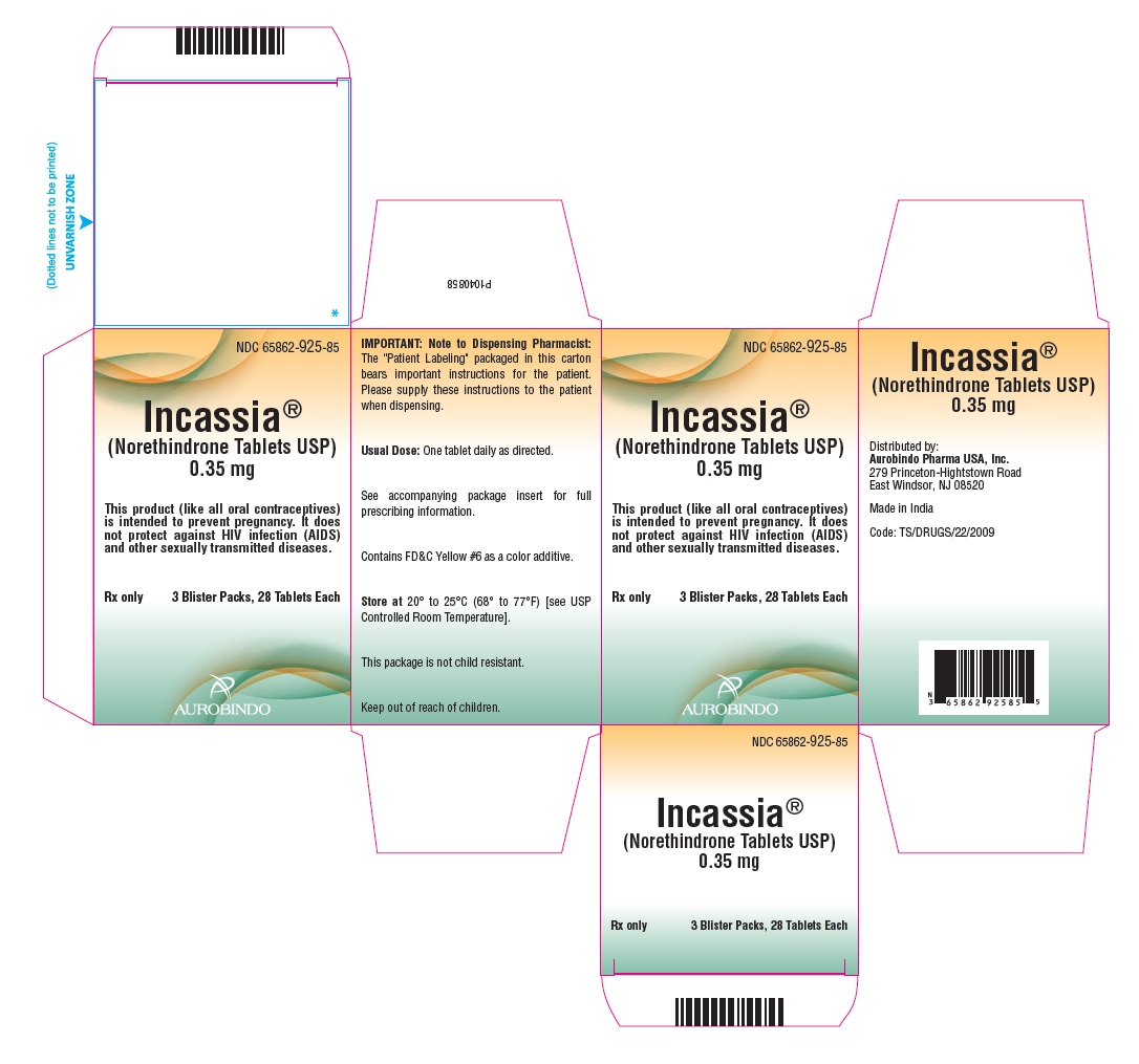 PACKAGE LABEL-PRINCIPAL DISPLAY PANEL - 0.35 mg Pouch Carton
