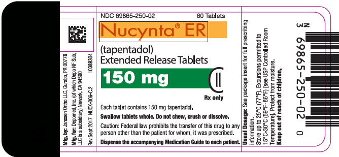 PRINCIPAL DISPLAY PANEL - 150 mg Tablet Bottle Label