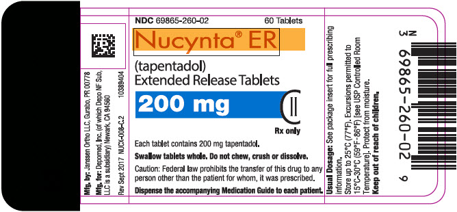 PRINCIPAL DISPLAY PANEL - 200 mg Tablet Bottle Label