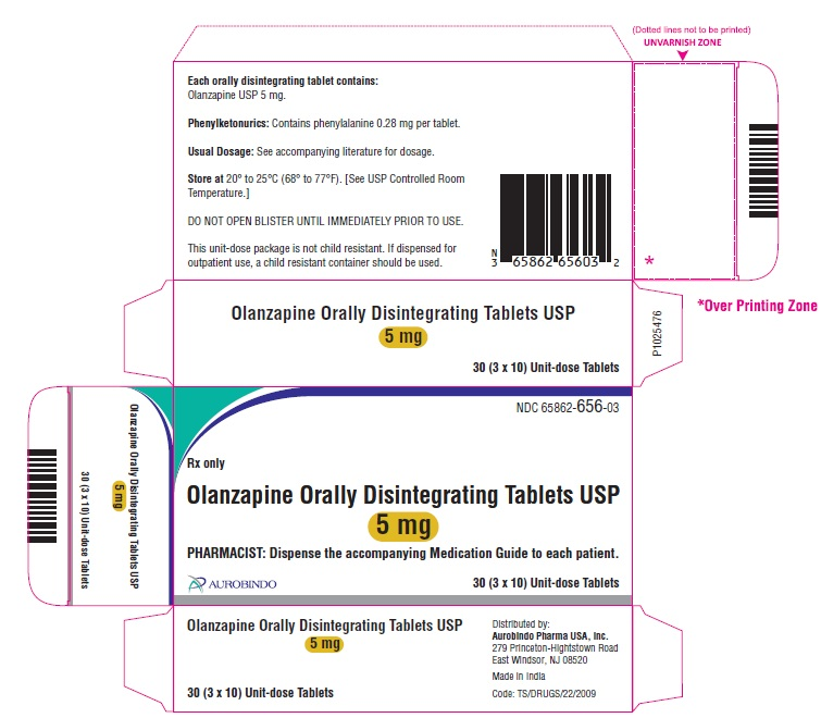PACKAGE LABEL-PRINCIPAL DISPLAY PANEL - 5 mg Blister Carton (3 x 10 Tablets)