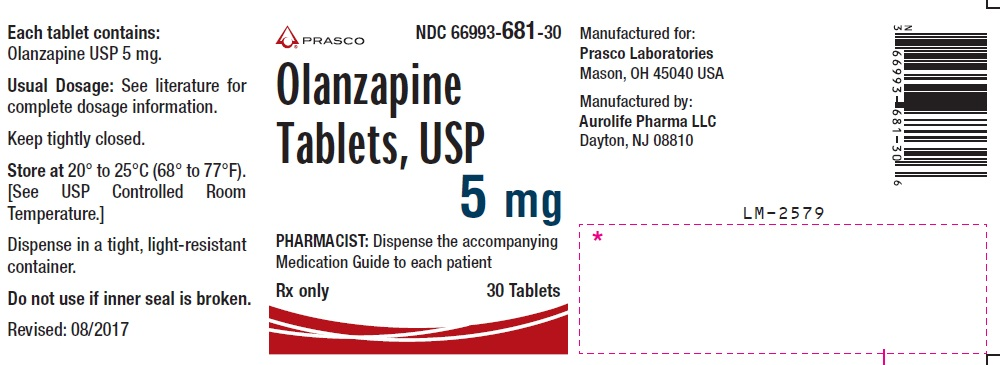 olanzapine5mg30ct