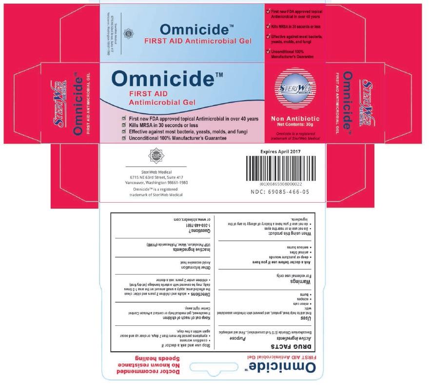 Omnicide Antimicrobial | Benzalkonium Chloride Gel Breastfeeding