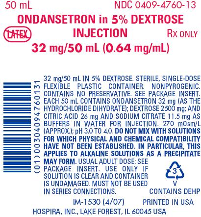 Is Ondansetron Hydrochloride And Dextrose | Ondansetron Hydrochloride Injection safe while breastfeeding