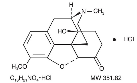oxy-hcl-structure