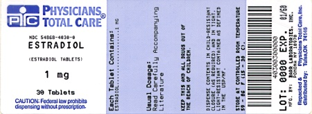image of 1 mg package label