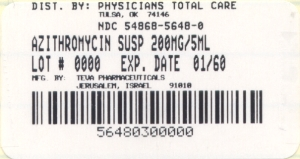 image of package label for 200 mg/5 mL
