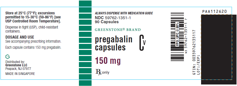 PRINCIPAL DISPLAY PANEL - 150 mg Capsule Bottle Label