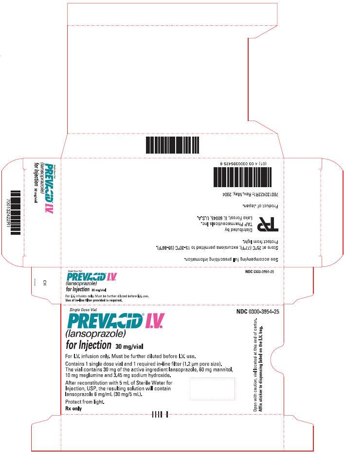 Prevacid Iv | Lansoprazole Injection, Powder, For Solution while Breastfeeding