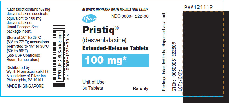 Principal Display Panel - 100 mg Tablet Bottle Label