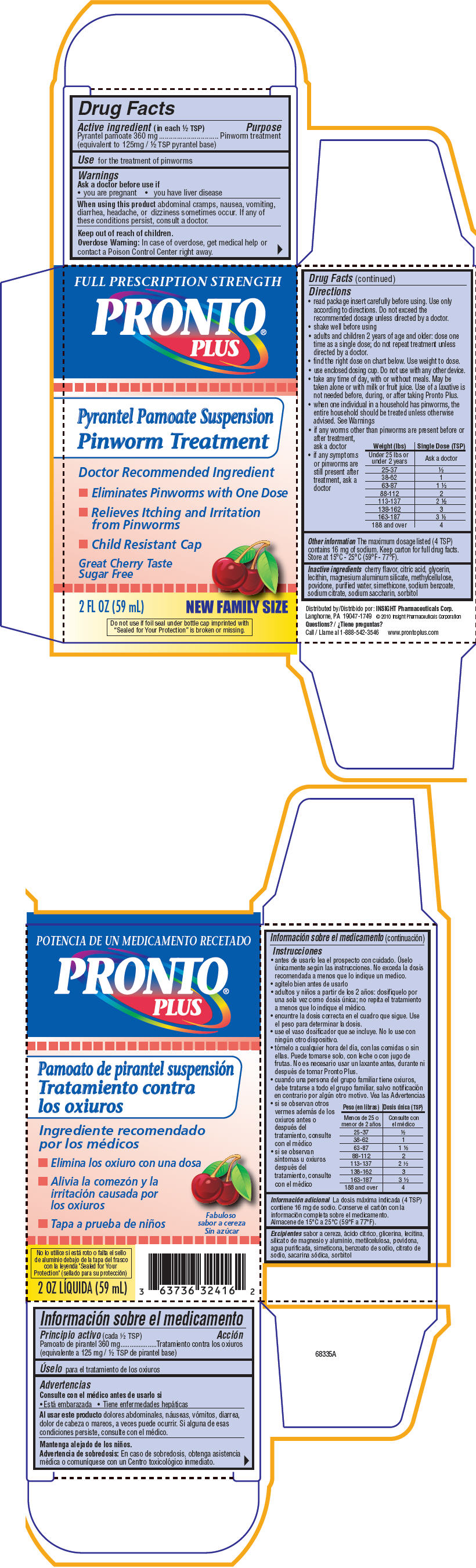 Principal Display Panel - 59 mL Carton