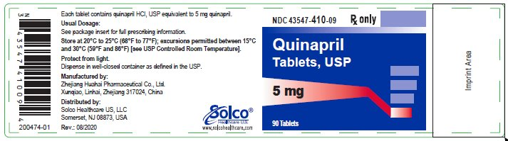 Container Label 5 mg