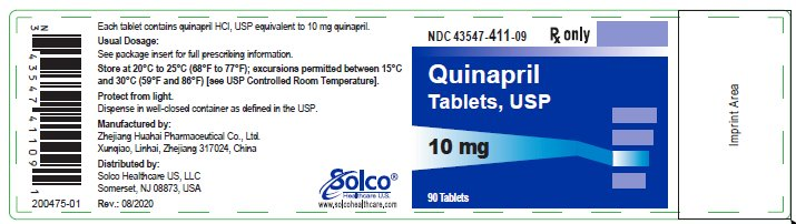 Container Label 10 mg
