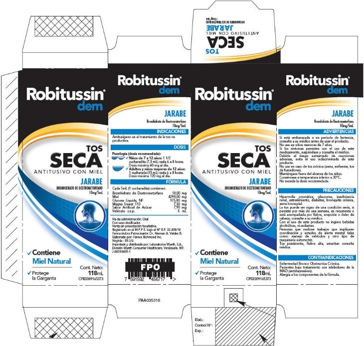 Robitussin Tos Seca | Dextromethorphan Hydrobromide Syrup Breastfeeding
