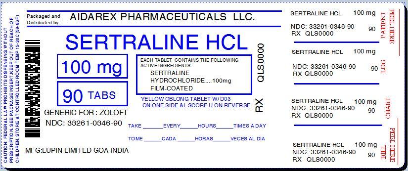 Sertraline | Aidarex Pharmaceuticals Llc Breastfeeding