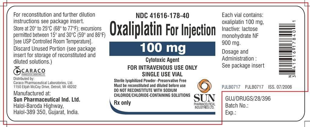 Oxaliplatin Oxaliplatin 50 Mg Breastfeeding
