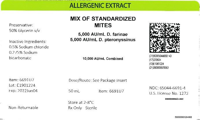 Standardized Mite DP - Intradermal 30 AU/mL