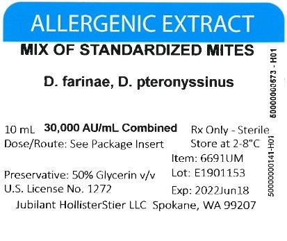 Standardized Mite DP - Bulk 30,000 AU/mL
