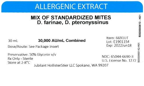 Standardized Mite DF - Intradermal 300 AU/mL