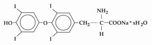Synthroid Levothyroxine Sodium Tablets Usp