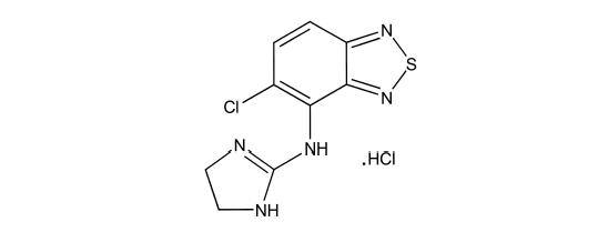 Tizanidine Hydrochloride Tizanidine 9.5 G and breastfeeding