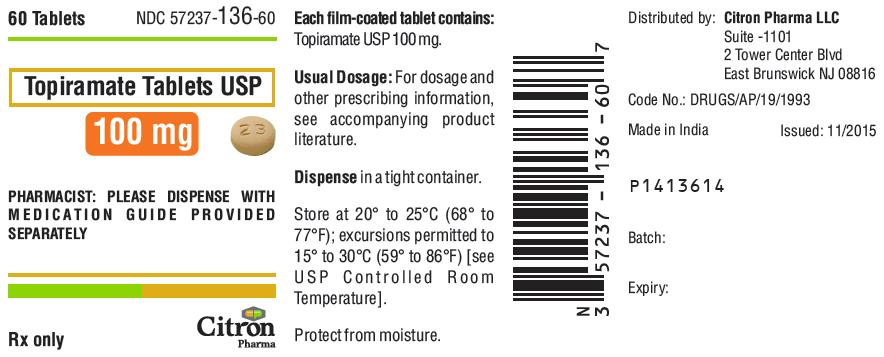 PACKAGE LABEL-PRINCIPAL DISPLAY PANEL - 100 mg (60 Tablets Bottle)