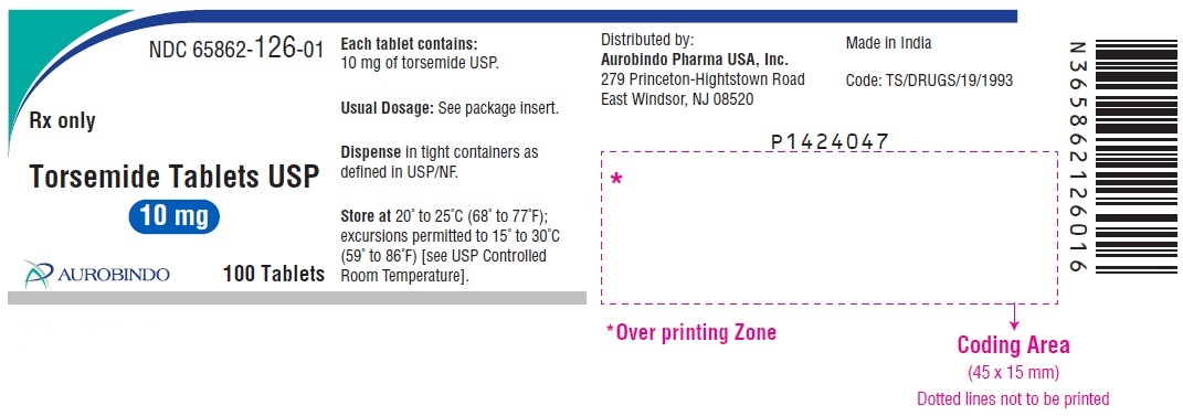 PACKAGE LABEL-PRINCIPAL DISPLAY PANEL - 10 mg (100 Tablets Bottle)
