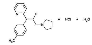 Tripohist   Triprolidine Hydrochloride Liquid Breastfeeding