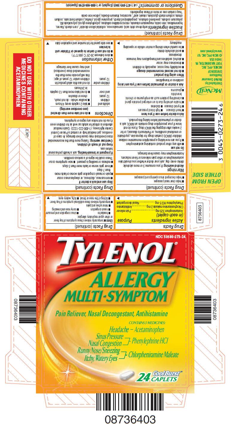 Tylenol Allergy Multi-symptom while Breastfeeding