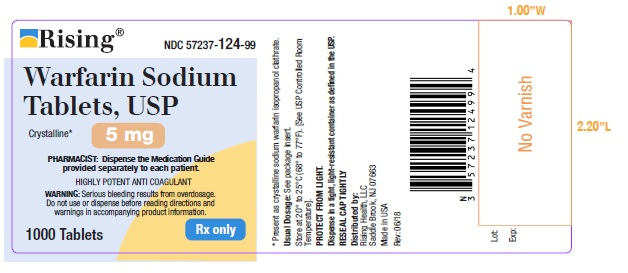 5 MG-1000 COUNT LABEL