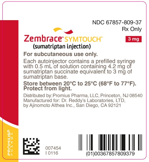 Auto-Injector Label
