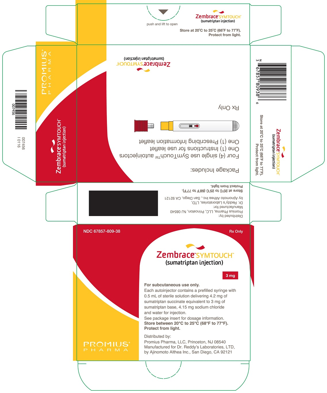 4-ct Carton Label (Exterior)