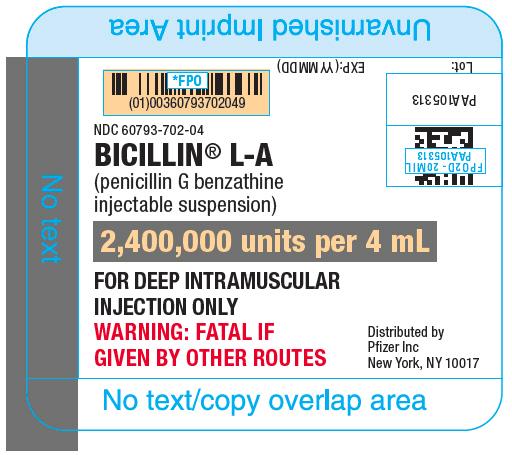 Benzathine Benzylpenicillin, Procaine Benzylpenicillin ...