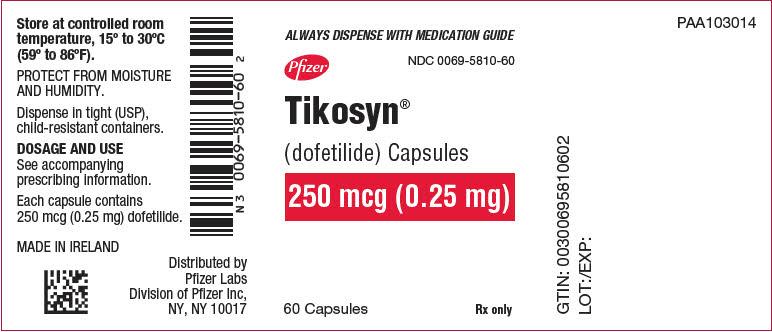 PhactMI TIKOSYN® (dofetilide)