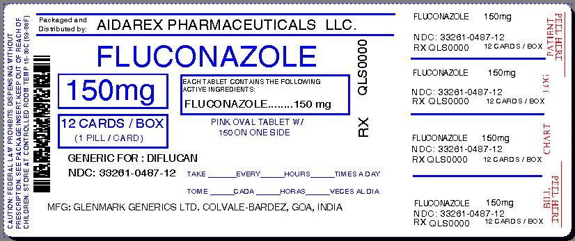 how to take fluconazole 150 mg