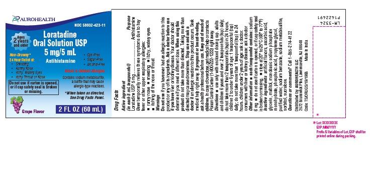 PACKAGE LABEL-PRINCIPAL DISPLAY PANEL - 5 mg/5 mL (60 mL Bottle)