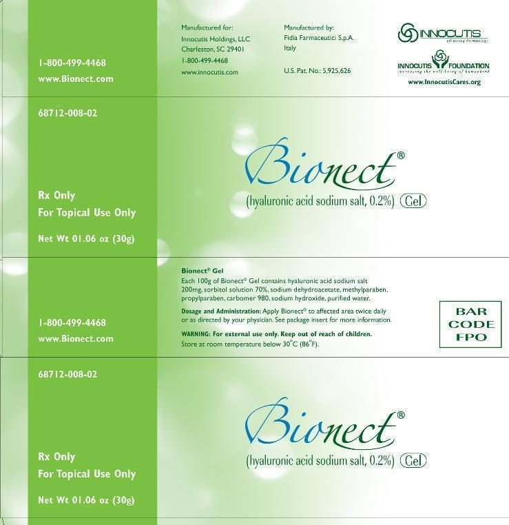 Bionect Gel Information, Side Effects, Warnings and Recalls