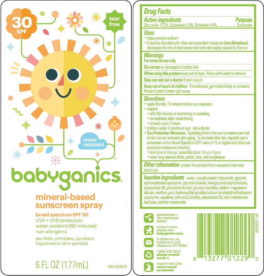 Babyganics Sunscreen 30 Spf Information Side Effects
