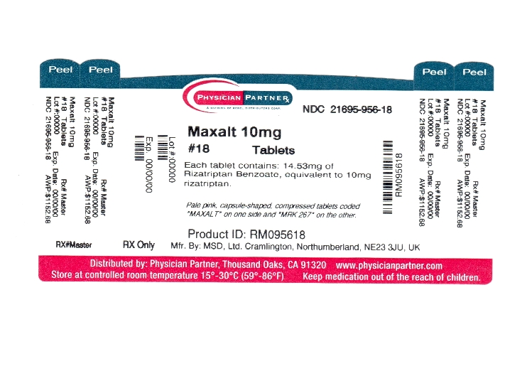 Maxalt Information, Side Effects, Warnings and Recalls