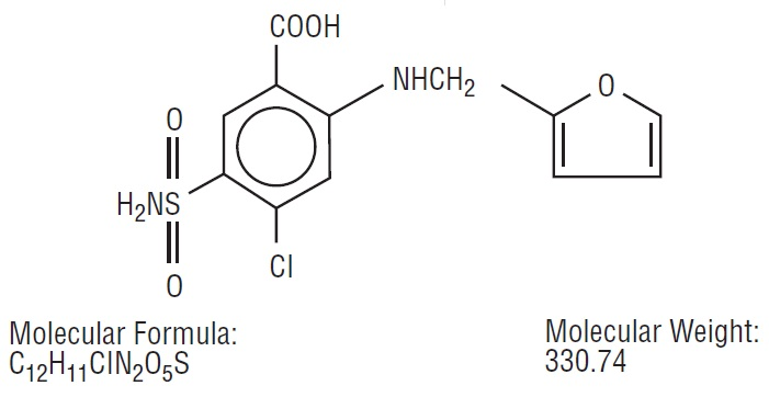 Dailymed Furosemide Furosemide Injection Solution