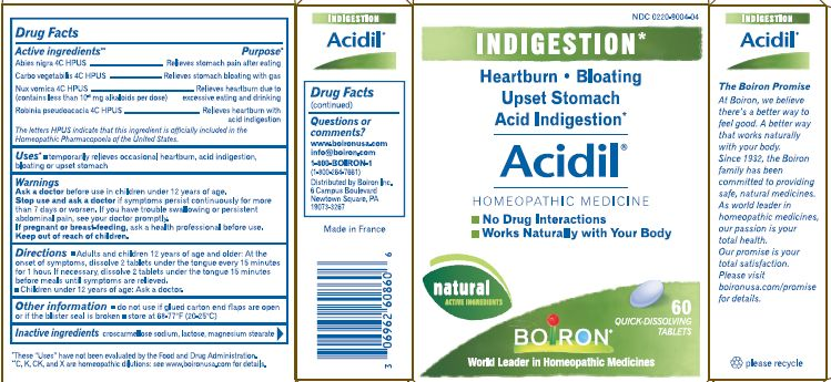 Acidil Information Side Effects Warnings And Recalls
