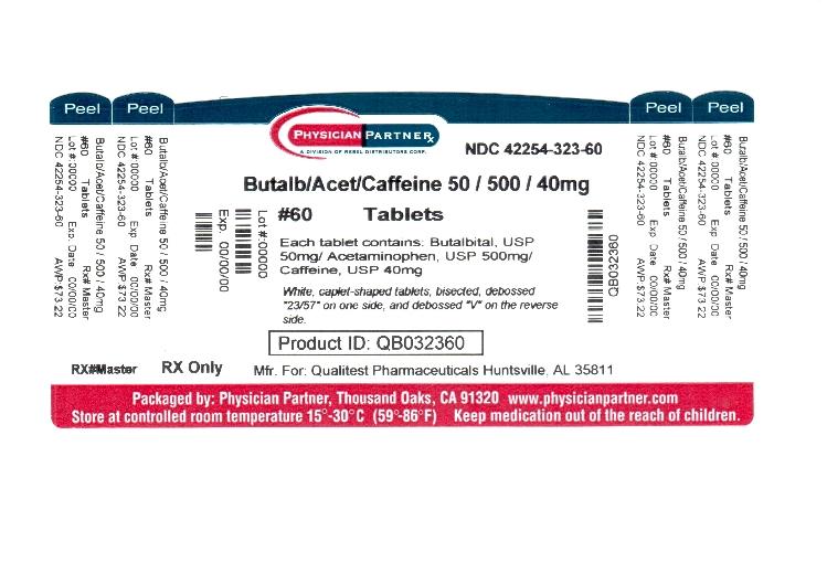 butalbital fioricet dosage information