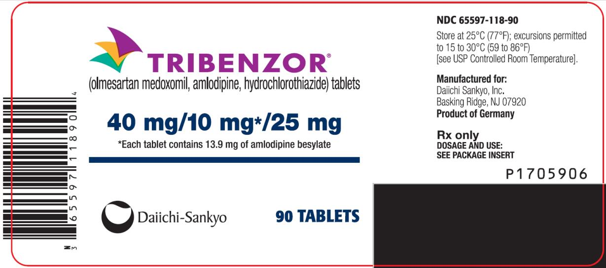 Tribenzor