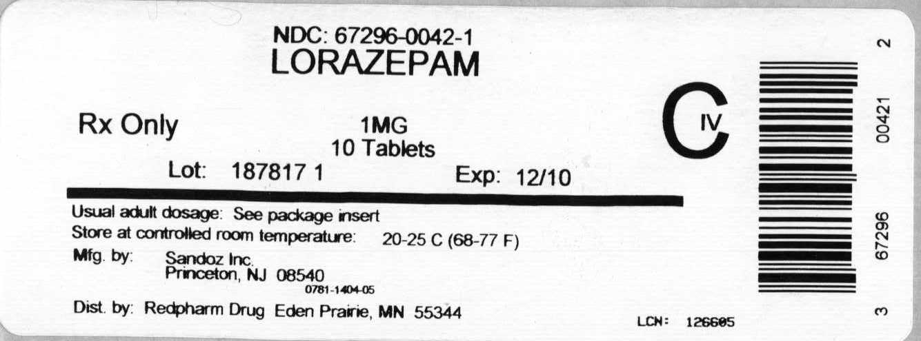 lorazepam dose frequency