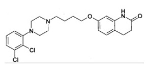 DailyMed - ARIPIPRAZOLE - aripiprazole tablet Abilify Structure
