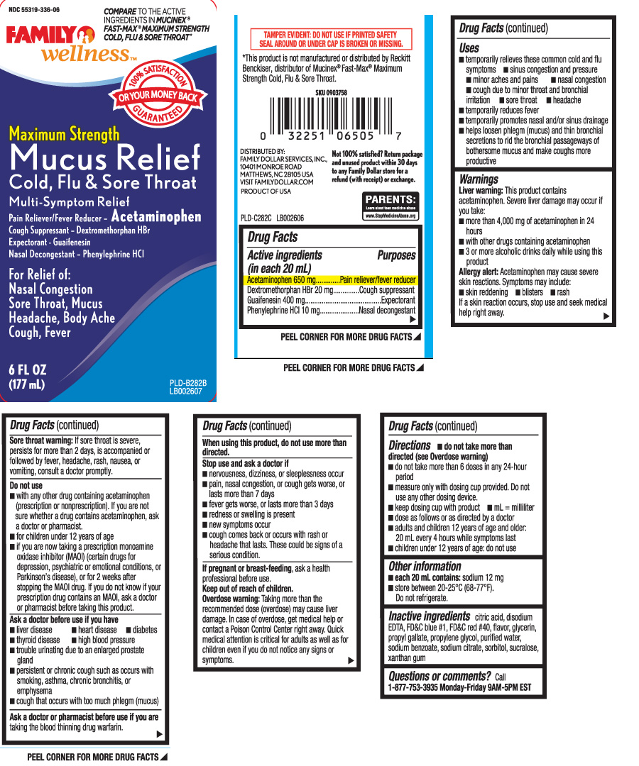 Mucus relief cold flu and sore throat maximum strength information side effects warnings and - Muur relief ...