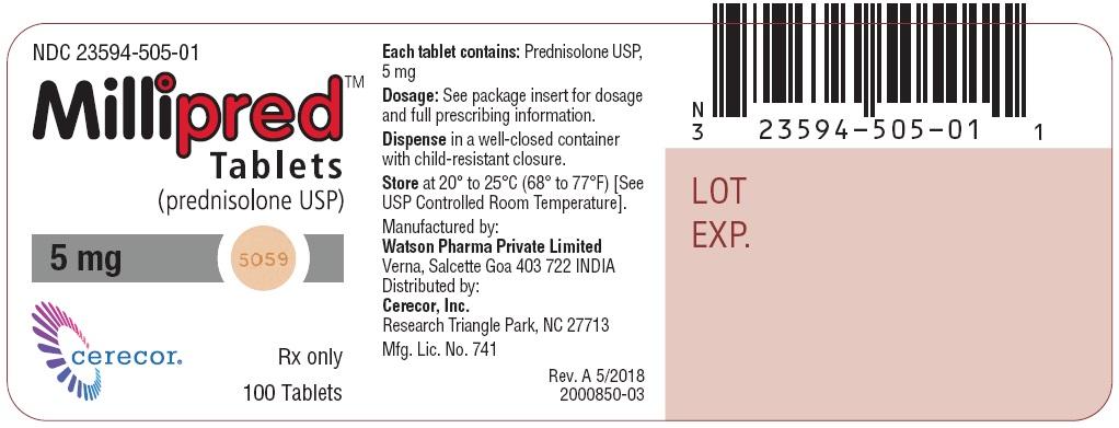 Prednisolone tablets for children - Amazon S3