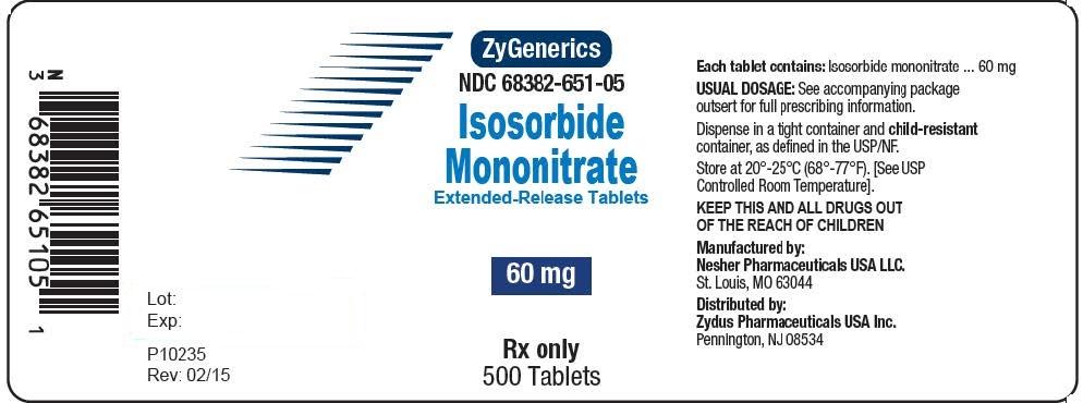 ISOSORBIDE MONONITRATE - isosorbide mononitrate image